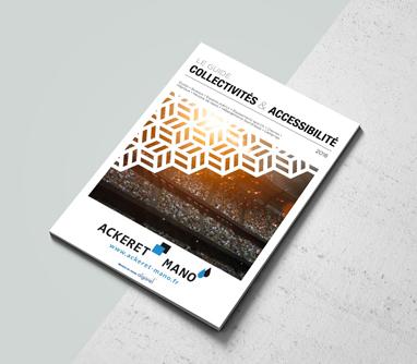 Catalogue produits Collectivités et Accessibilité