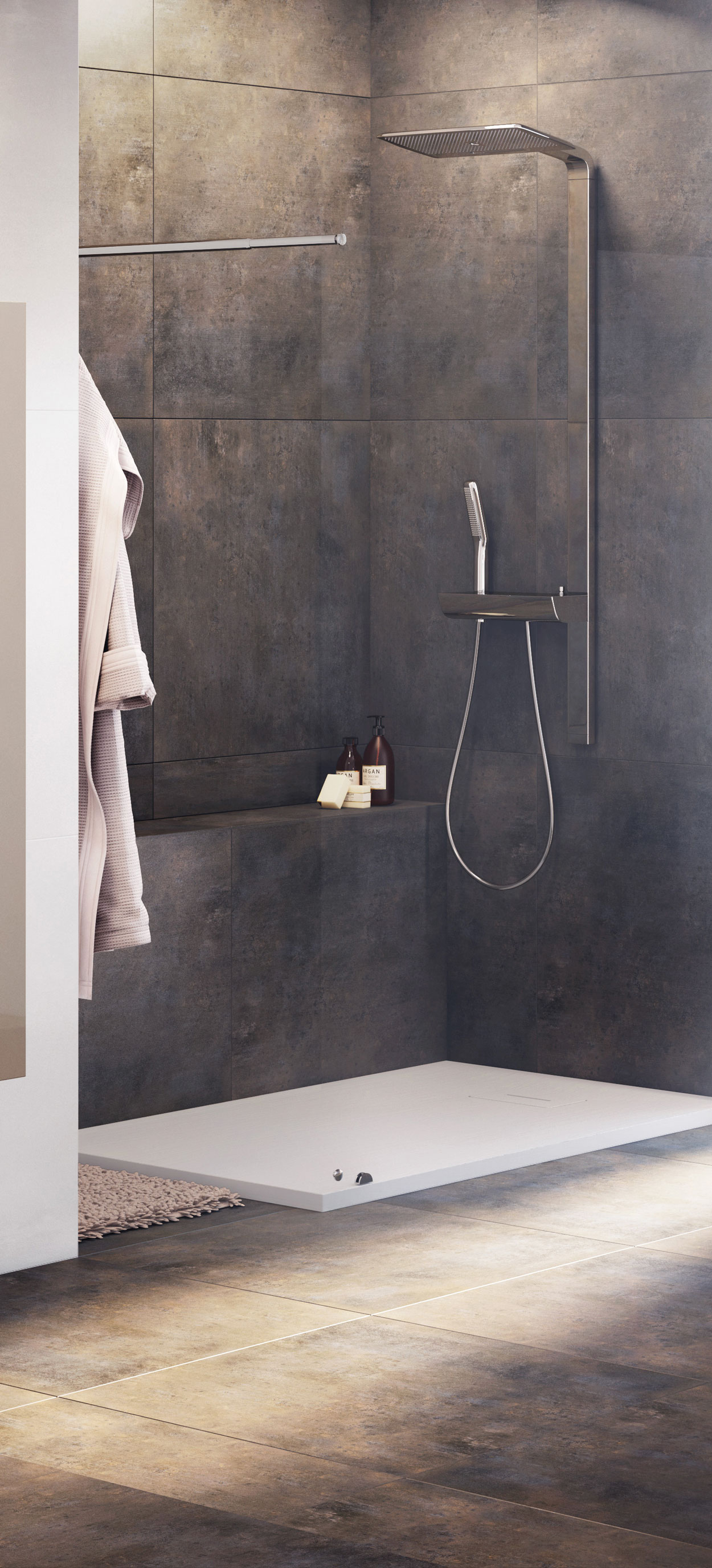 Equipement de douche