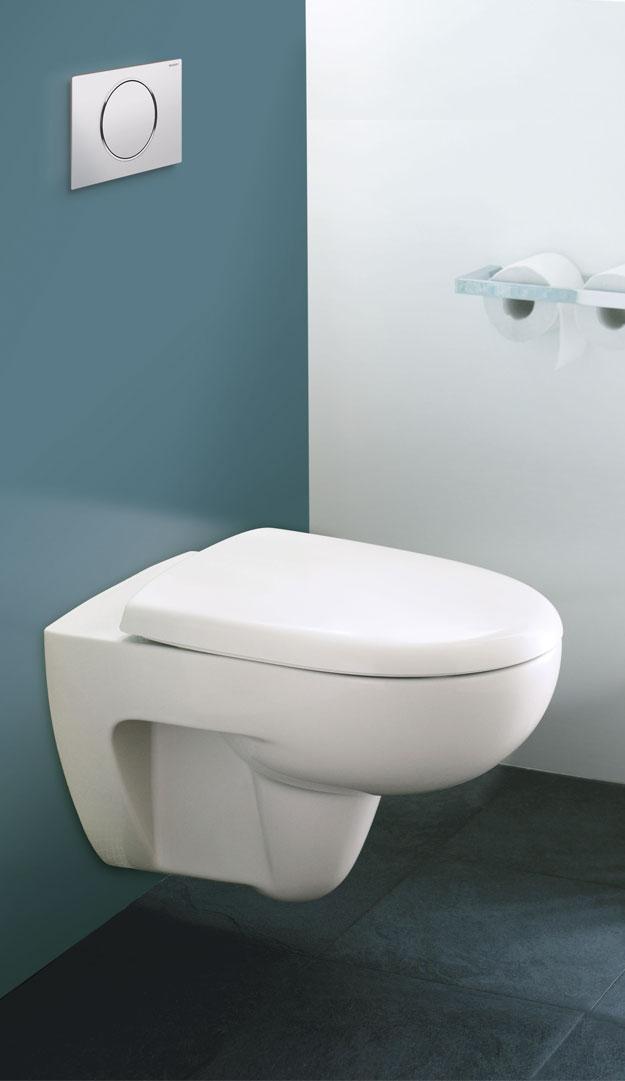 Les types de WC